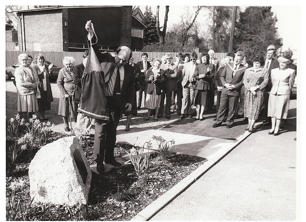 Official Opening Of The St. Peters Site (11th March 1989)